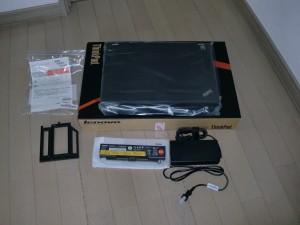 ThinkPad W540 一式